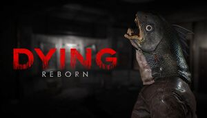 Dying: Reborn cover