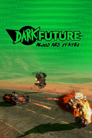 Dark Future: Blood Red States cover