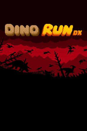 Dino Run DX cover