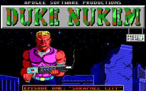 Duke Nukem cover
