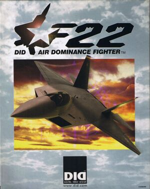 F-22: Air Dominance Fighter cover
