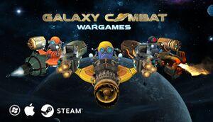 Galaxy Combat Wargames cover