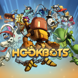Hookbots cover