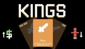 Kings (2018) cover