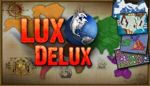 Lux Delux cover