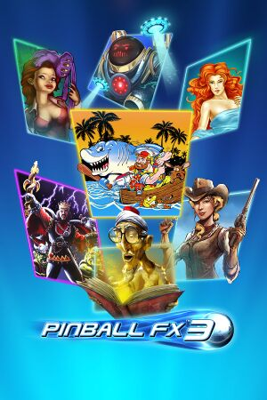 Pinball FX3 cover