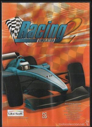 Racing Simulation 2 cover