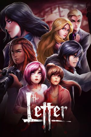 The Letter - Horror Visual Novel cover