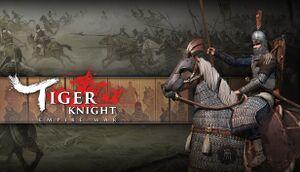 Tiger Knight: Empire War cover