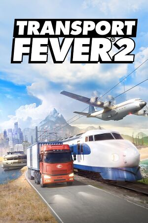 Transport Fever 2 cover