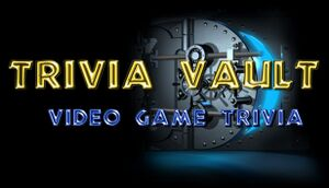 Trivia Vault: Video Game Trivia Deluxe cover