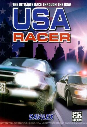 US Racer cover
