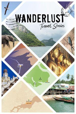 Wanderlust: Travel Stories cover