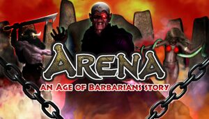 Arena: An Age of Barbarians Story cover