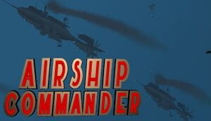 Airship Commander cover