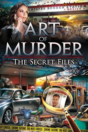 Art of Murder - The Secret Files cover