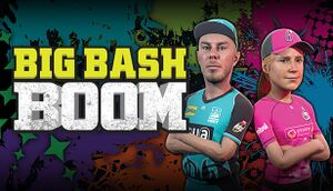 Big Bash Boom cover