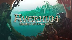 Blades of Avernum cover