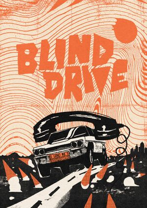 Blind Drive cover