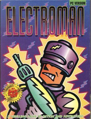 Electroman cover