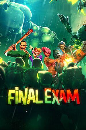 Final Exam cover