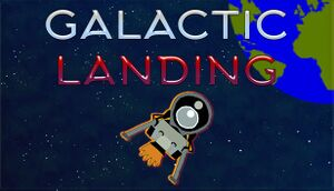 Galactic Landing cover