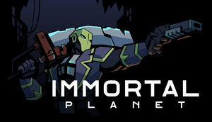 Immortal Planet cover