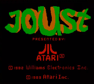 Joust cover