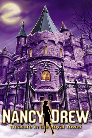 Nancy Drew: Treasure in the Royal Tower cover