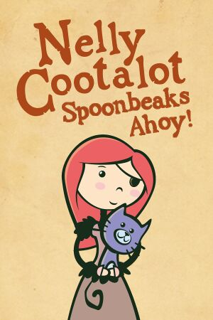 Nelly Cootalot: Spoonbeaks Ahoy! HD cover