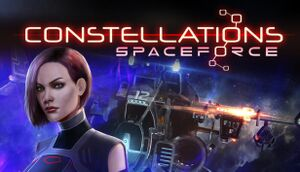 Spaceforce: Constellations cover