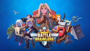 Battle Brawlers cover