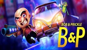 Bob and Prickle cover