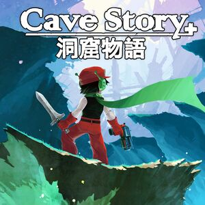 Cave Story+ cover