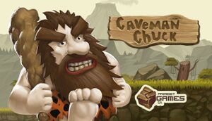 Caveman Chuck cover