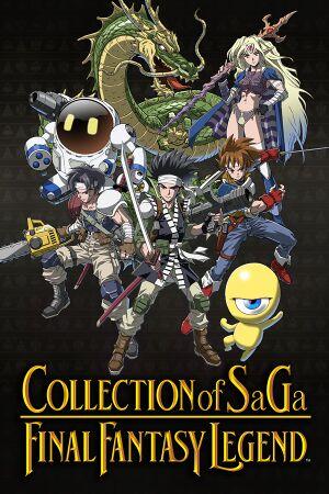 Collection of SaGa: Final Fantasy Legend cover