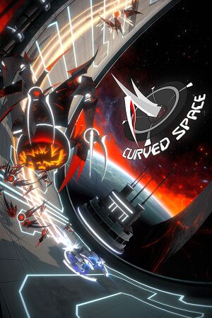 Curved Space cover