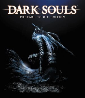 Dark Souls: Prepare to Die Edition cover