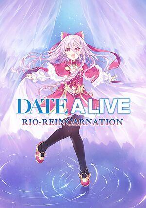 Date A Live: Rio Reincarnation cover