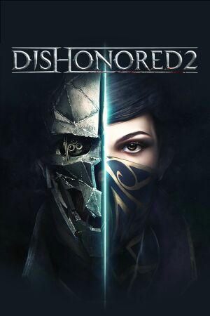 Dishonored 2 cover