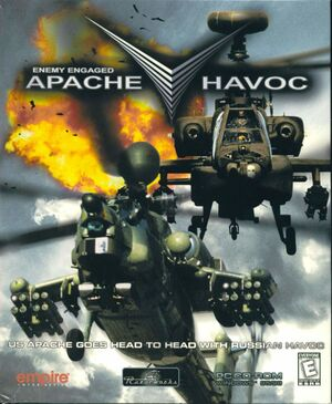 Enemy Engaged: Apache vs Havoc cover