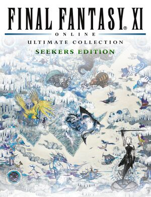 Final Fantasy XI cover