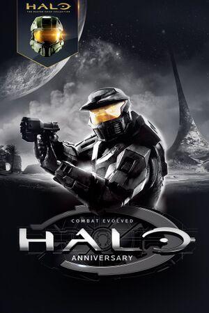 Halo: Combat Evolved Anniversary cover