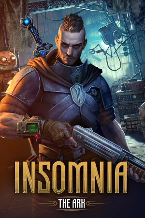 Insomnia: The Ark cover