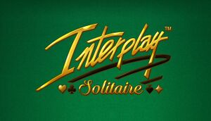 Interplay Solitaire cover