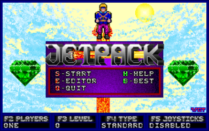 Jetpack cover