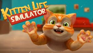 Kitten Life Simulator cover