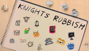 Knights Rubbish cover