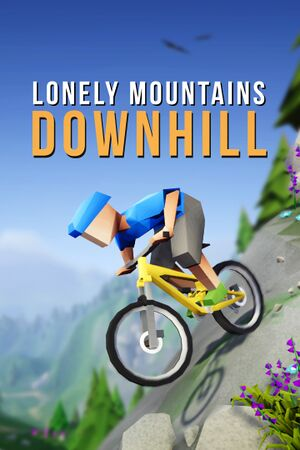 Lonely Mountains: Downhill cover