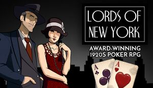 Lords of New York cover